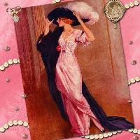 Pink & Pearls Challenge