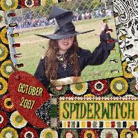 Spiderwitch