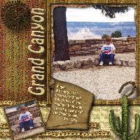 Meg Grand Canyon'94