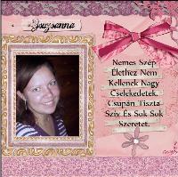 Sue's page
