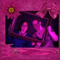 2 Pink girls