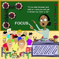 F..... is for......FOCUS