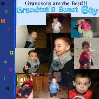 Grandsons Are the Best