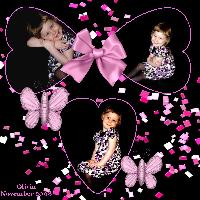 Olivia November 2008 Butterfly Wings