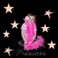 Olivia Princess November 2008
