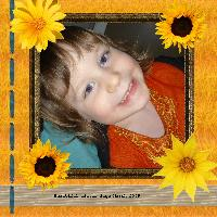 Beautiful Olivia Sage March 2009
