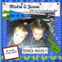 Off to School we go 30/05/2008