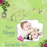 Cousin's 1st Noogy