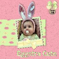 Eggstra Cute Bunny