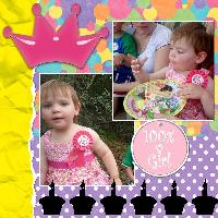 Emily's 2nd birthday