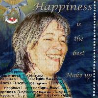 Happiness is........
