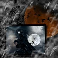 Gothic Full Moon