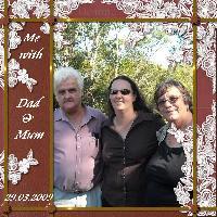 Mum, Dad and Me