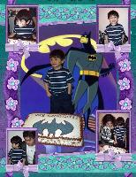 Juan Raul 3 Year B-Day