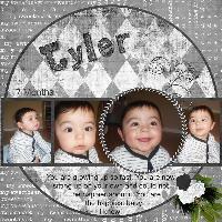 Tyler 7 Months