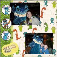 Disney Adventures 2008
