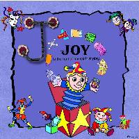 J.....is for..... JOY