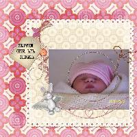 Olivia - our little angel