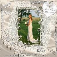 Jena Bush & Henry Hager Wedding~