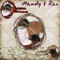 Mandy & rex