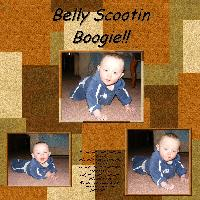 Belly Scootin Boogie