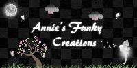 FunkyFairyAnnie's New Blog Header
