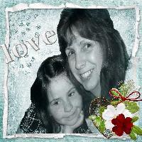 Kayla and Me, 4-5-09