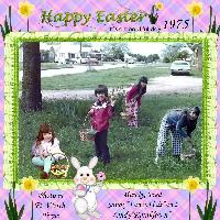 Past Easter 1975