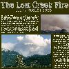 Lost Creek Fire 2003