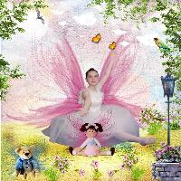 Fairy Challenge - Sarah