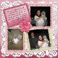Our Wedding - Shaylee and me