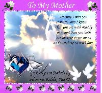 To Mommy With Love