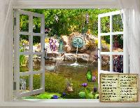 The perfumed fairy garden