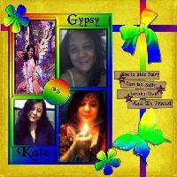 Gypsy Kate My Friend