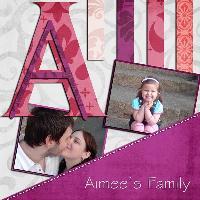 Aimee's Family
