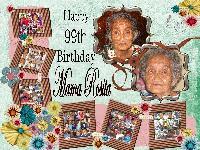 Mama Rosita's 99th Bday