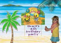 Grace's Hawaiian Celebration