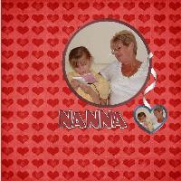 My nanna!