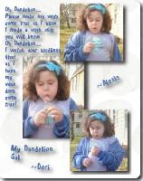My Dandelion Gal '08