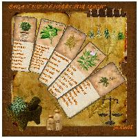 PAGAN USE OF HERBS  FOR MAGIC