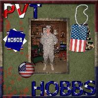 PVT Hobbs
