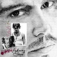 Hunky Johnny Depp