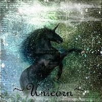 U is for.....Unicorn