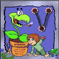 V.....is for.....VISION