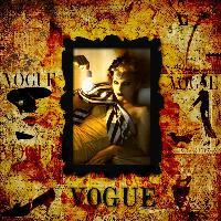 V is for... VOGUE