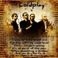 Coldplay Scraps