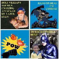 Benji and Batman