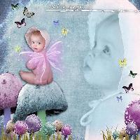 Z as a little angel... :D