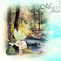 The Magic Forest.Magiczny las.