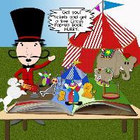Circus Pop-up Book
